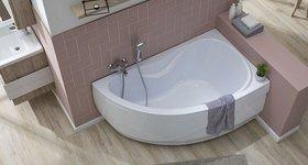 Какой нужен уход за акриловой ванной