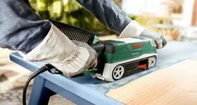 Применение и функции ленточных шлифовальных машин