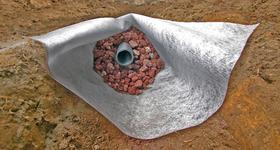 Геотекстиль – материал, сохраняющий природу и помогающий людям