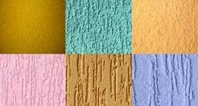 Текстурная краска «Шагрень» – почувствуй себя Пикассо