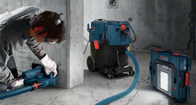 Для чего нужен промышленный пылесос